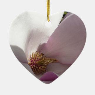 開花のマグノリア セラミックオーナメント