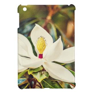 開花のマグノリア iPad MINIケース