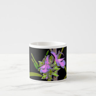 開花のローズマリー エスプレッソカップ
