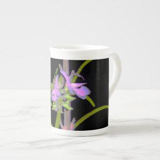 開花のローズマリー ボーンチャイナカップ