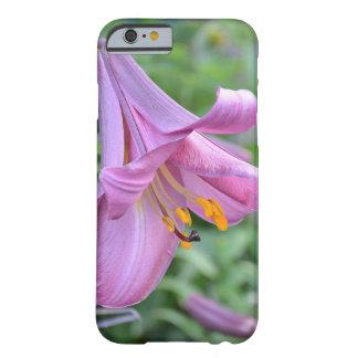 開花のワスレグサ BARELY THERE iPhone 6 ケース