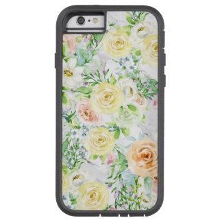 開花の女性のための強いiPhoneのiPadの場合のギフト Tough Xtreme iPhone 6 ケース