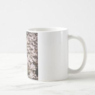 開花の山の雪 コーヒーマグカップ