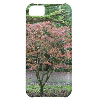 開花のBlarneyの城、アイルランドの木 iPhone5Cケース