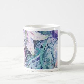 開花のHostA コーヒーマグカップ