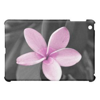 開花のiPadの場合のプルメリア iPad Miniカバー