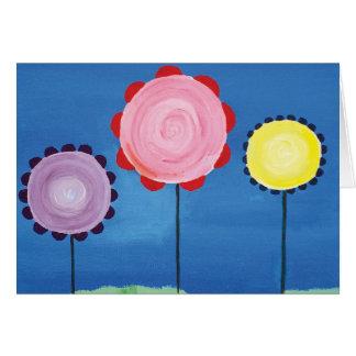 開花サラ カード