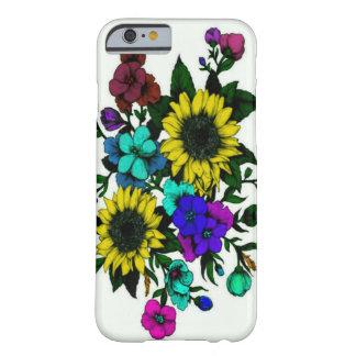 開花 BARELY THERE iPhone 6 ケース
