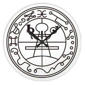 【開運時計】ソロモンの封印 - The Seal of Solomon ラージ壁時計