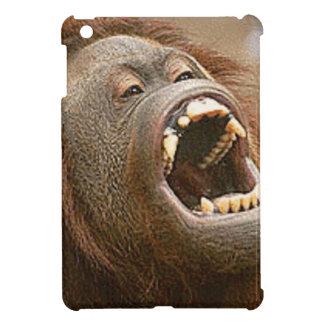 間抜けなオランウータン iPad MINIケース
