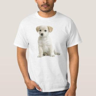 間抜けな子犬 Tシャツ