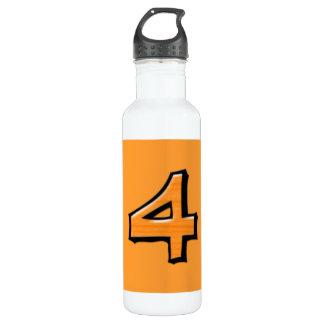 間抜けな第4オレンジ ウォーターボトル