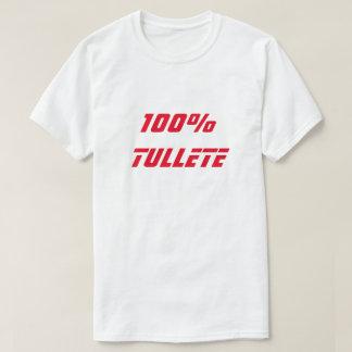 間抜けな100%年のTullete   100%年 Tシャツ