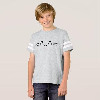 間抜けなSymbolCat /Grey Tシャツ
