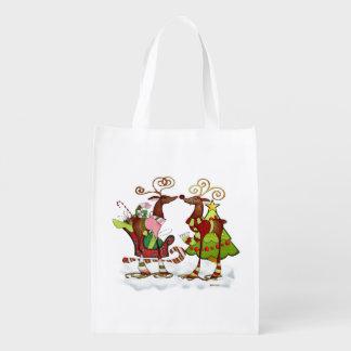 間抜けなWhimseyのクリスマスMooks エコバッグ