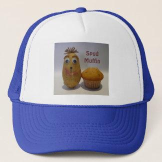 間抜けマフィンの帽子を発芽させて下さい キャップ