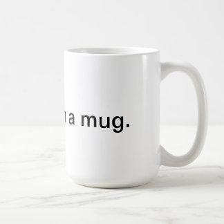 間抜け コーヒーマグカップ