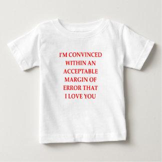 間違い ベビーTシャツ