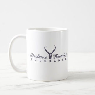 間隔はコーヒー・マグ持久力のロゴの移動しました コーヒーマグカップ
