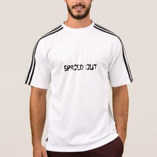 間隔をあけられたTシャツの人 Tシャツ