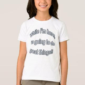 間Imここ Tシャツ