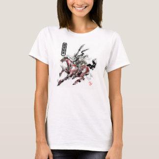 関羽Kanuh T-shurts Tシャツ
