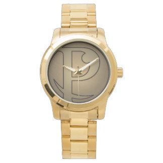 防水金ゴールドのブレスレットの腕時計 腕時計
