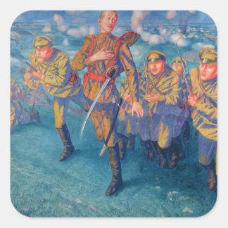 防火線では、1916年 スクエアシール
