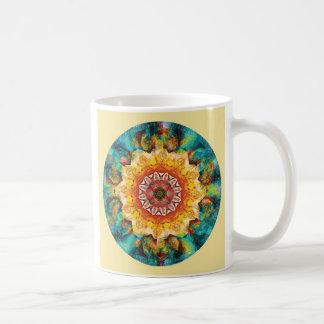 降伏のハートからの曼荼羅、第4のマグ コーヒーマグカップ