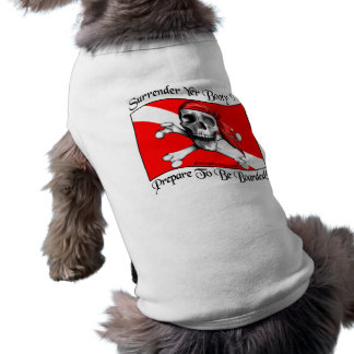 降伏Yerの利得の小犬のTシャツ ペット服