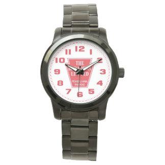 限られるペンシルバニアの鉄道ブロードウェイ 腕時計
