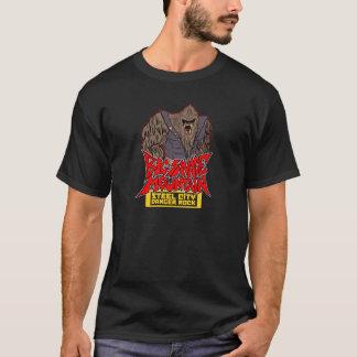 限定版のデラックスで残酷な雪男のワイシャツ! Tシャツ
