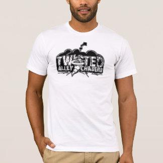 限定版の歪んだ細道の上 Tシャツ