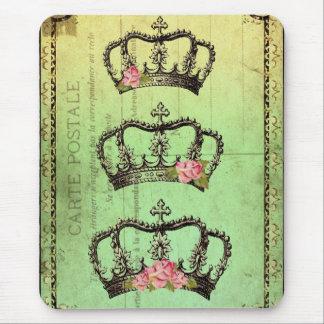 陛下のMouSe*のための*RoYaLの王冠 マウスパッド