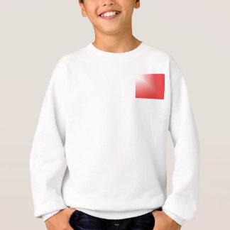 陰はブランクが文字のイメージを加えるテンプレートのおもしろいをカスタマイズ スウェットシャツ