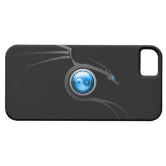陰陽のドラゴン iPhone SE/5/5s ケース