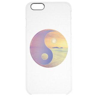陰陽のビーチ クリア iPhone 6 PLUSケース