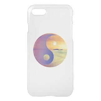 陰陽のビーチ iPhone 8/7 ケース