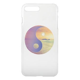 陰陽のビーチ iPhone 8 PLUS/7 PLUS ケース