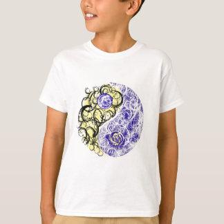 陰陽の地球 Tシャツ