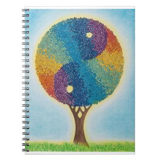 陰陽の木 ノートブック