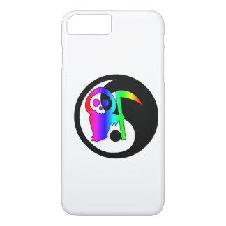 陰陽の死神 iPhone 8 PLUS/7 PLUSケース