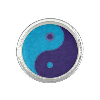 陰陽の禅の黙想タオ 指輪