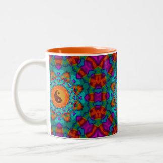 陰陽の70年代 ツートーンマグカップ
