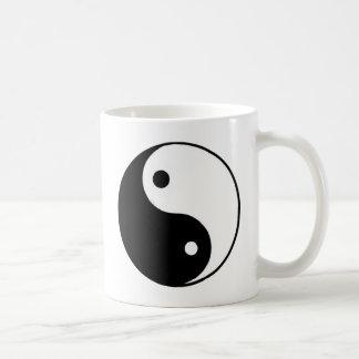 陰陽 コーヒーマグカップ