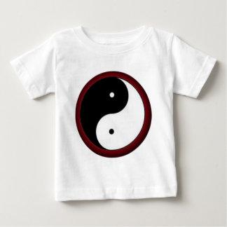 陰陽 ベビーTシャツ