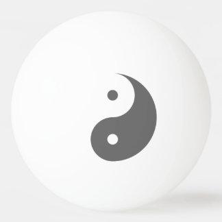 陰陽-灰色2 卓球ボール
