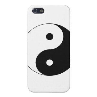 陰陽 iPhone SE/5/5sケース