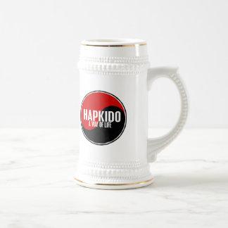 陰陽HAPKIDO 1 ビールジョッキ