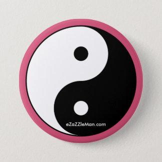 陰陽PIN -それはカスタマイズ可能、余りにです! 缶バッジ